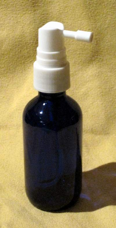 Oral Mister to allow you to use your Small-Particle Colloidal Silver to Enhance your Health